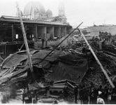 Damage in San Jose, California following the 1906 Earthquake