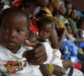 neonatal care Africa children