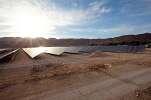 Israels First Giant Solar Field To Power Several Towns