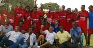 Bene Yechalal - Ethiopian Soccer Team - Israel News