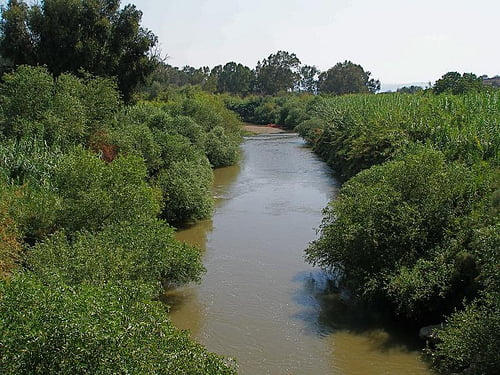 Environment News - The Jordan River
