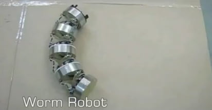 Israel Inst. Of Technology Creates Snake Robots