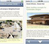 Kibbutz Lotan - environment news - israel