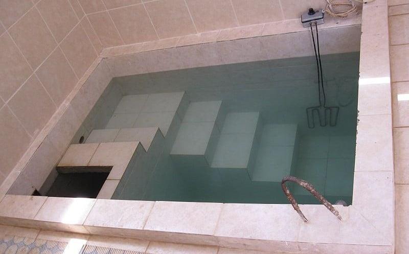 Mikveh - Environment News - Israel