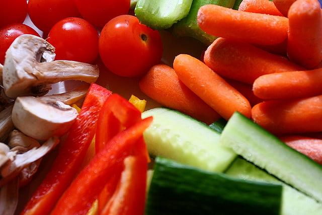 Vegetables via Martin Cathrae/Flickr