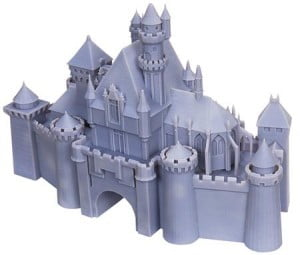 Toys VB Castle 300x255 Israeli 3D Printer Co Objet Merges With American Stratasys