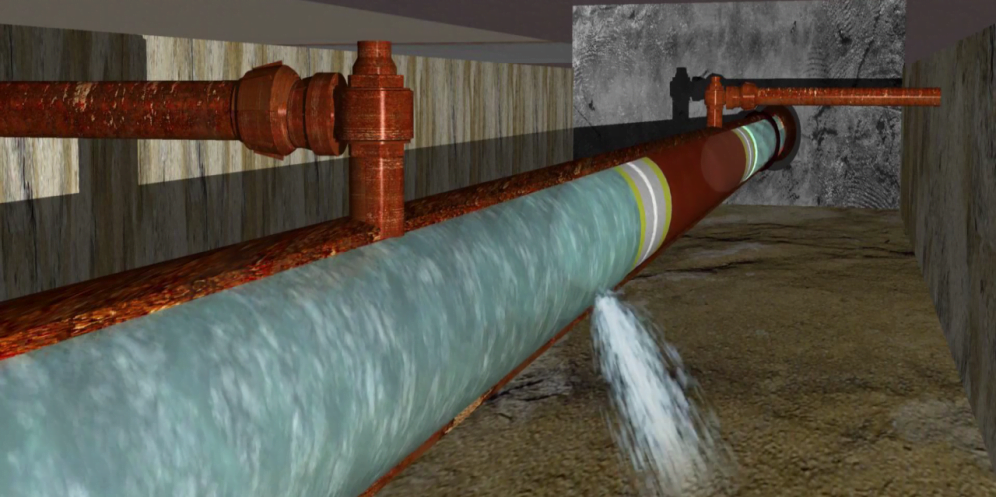 New automatic pig system to seal pipe leaks environment news