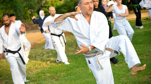 Budo For Peace - Social Awareness - Israel