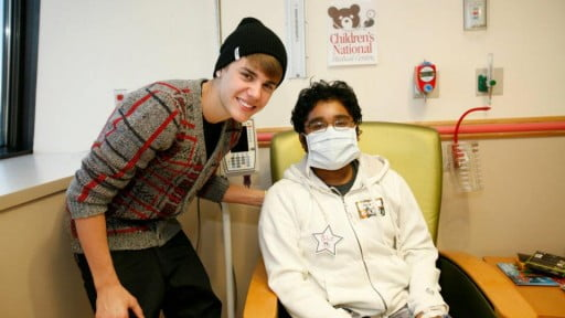 Justin Bieber - Social Awareness - Israel