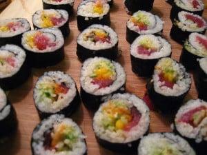 Sushi - Environment News - Israel