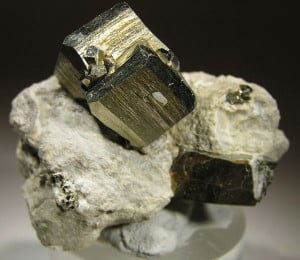 Pyrite 300x260 Research Finds Fools Gold Regulates World Oxygen Levels