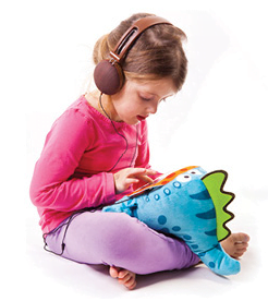 Wrap Your Smartphone Or Tablet In An Interactive Stuffed Animal!