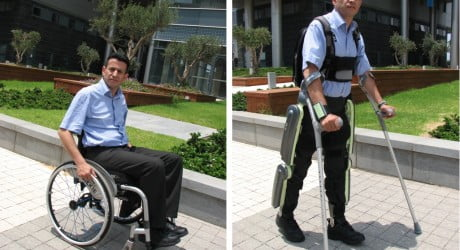 Health News: Will An Israeli Product Make Wheelchairs Obsolete?
