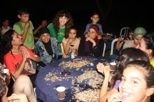 IMG 9472 300x200 How Chewing 10 Tons Of Sunflower Seeds Brings Arabs And Israelis Together