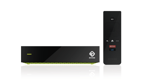 Technology News: Boxee Launches TV Set-Top Box With Limitless DVR Storage