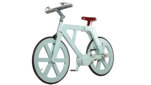 Environment News: $20 Will Get You An Eco-Friendly, Lightweight, Recyclable Cardboard Bike