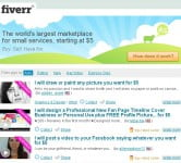 Technology News: Fiverr Named Top Israeli Startup For 2012