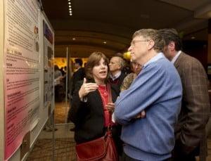 Hervana receives $1 million from Bill & Melinda Gates. Courtesy of Hervana