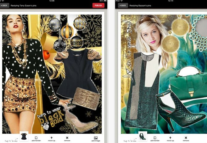 Technology News - Bazaart: the Pinterest collage creator that's creating a buzz