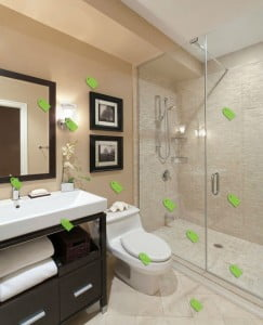 Photo tagging on Houzz