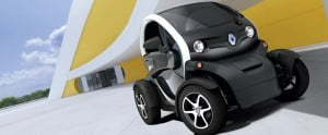 twizy 1 300x124 Tiny Electric Car Pilot To Debut In Israeli Town