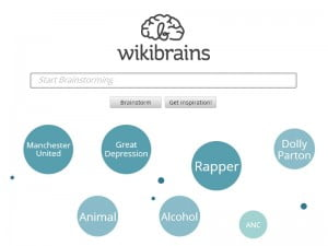 WikiBrains: Taking The Education World By (Brain) Storm