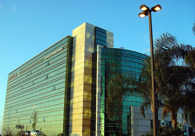 Amdocs headquarters in Ra'anana