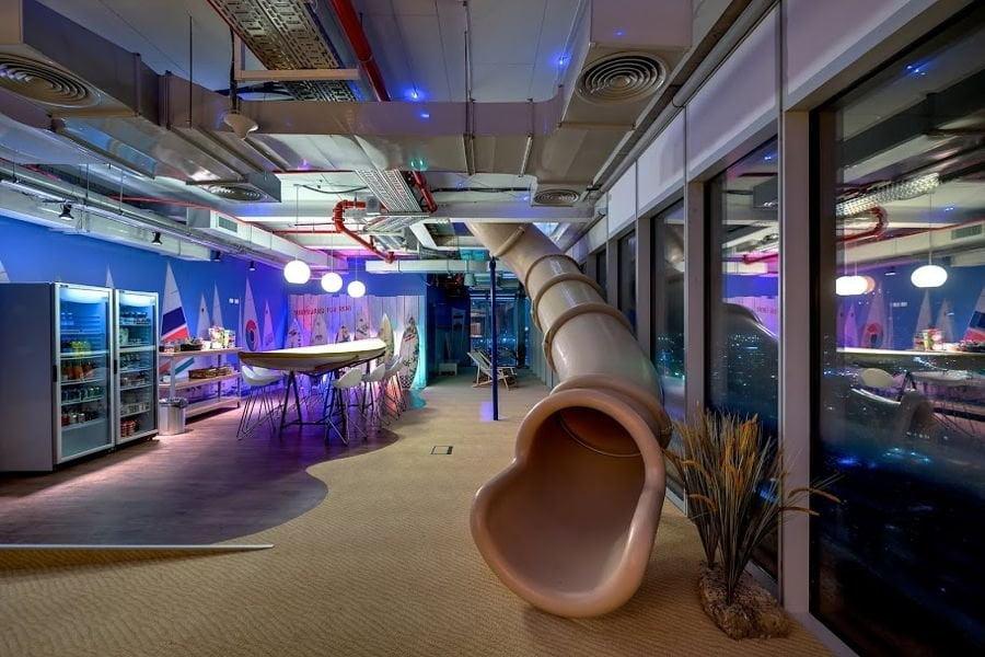Google Tel Aviv offices