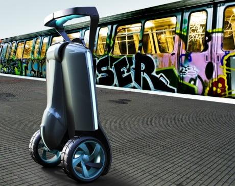 Built for urban transport