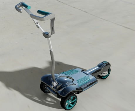 02 e1363098655924 MUVe Over Segway: The Next Great Urban Vehicle Might Be This Foldable Bike