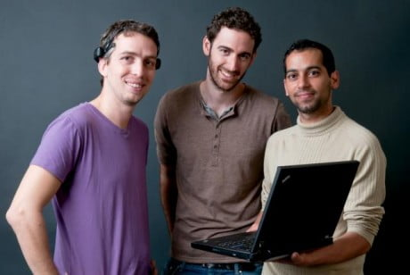 The MinDesktop team (photo: BGU)