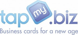 TapMyBiz logo Medium 300x134 TapMyBiz Hopes To Revolutionize The Business Card Game With NFC Technology