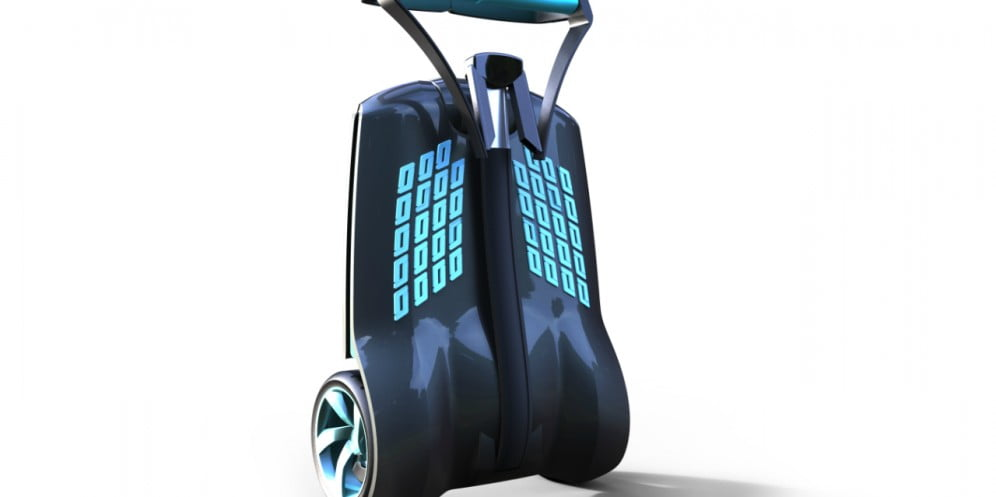 Environment News - MuvE Over Segway: The Next Great Urban Vehicle Is Israeli