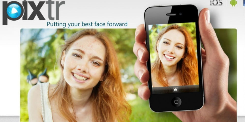 Technology News: Pixtr Will Use Your Smartphone To Autocorrect Your Photos