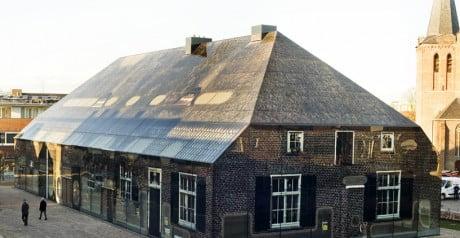 Glass Farm, Holland.