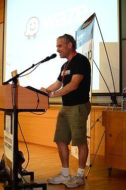 Uri Levine (Photo: Technion)
