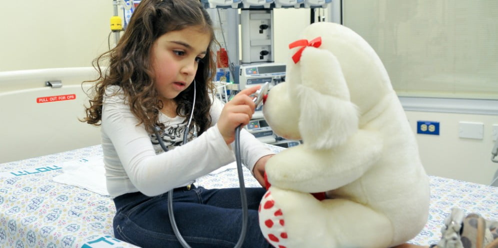 Health News: Multi-Faith Partnership Strives To Improve Health Of Palestinian Children