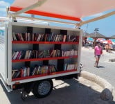 Social Awareness: Tel Aviv Offers A Public Library With A Sea-View