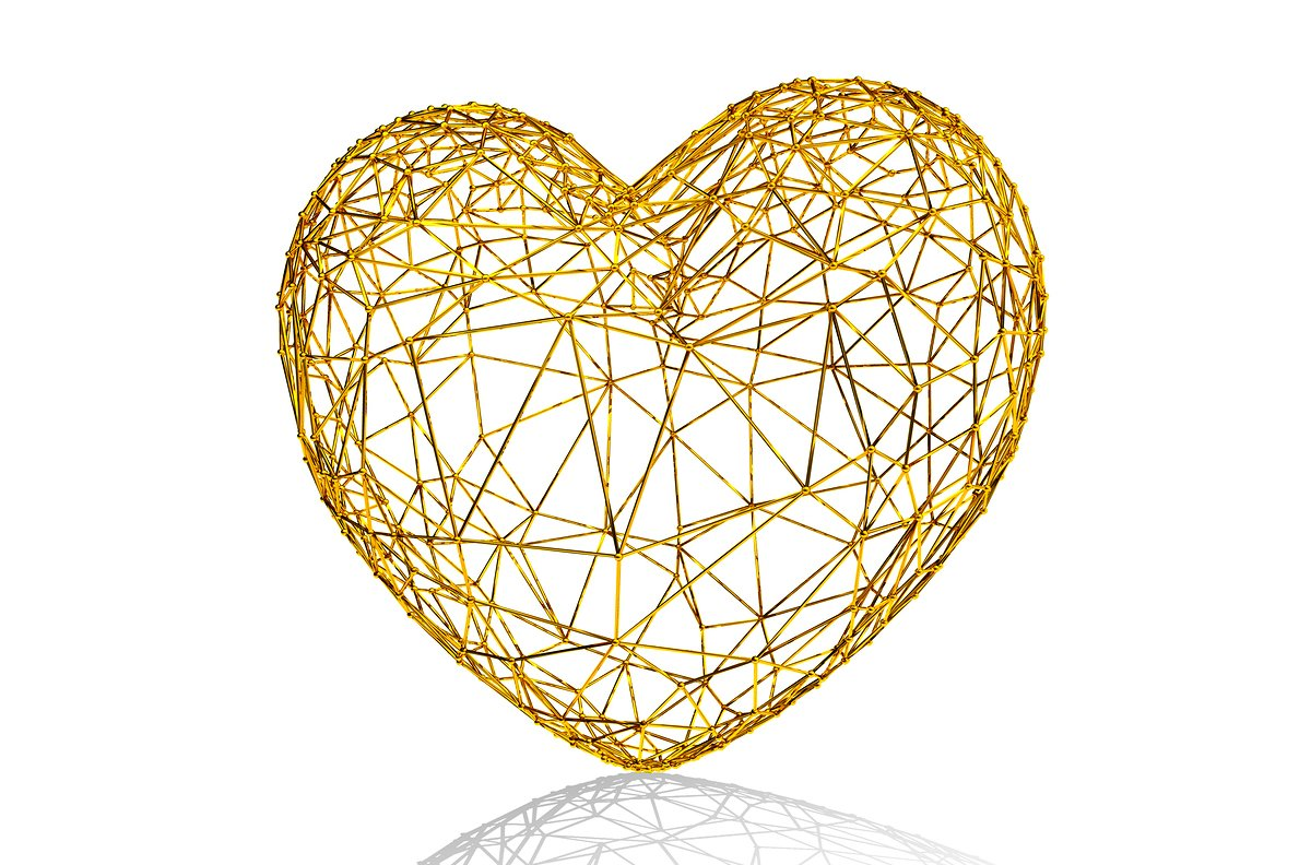 Heart Of Gold: Researchers Use Gold Particles To Heal Heart Tissue ...
