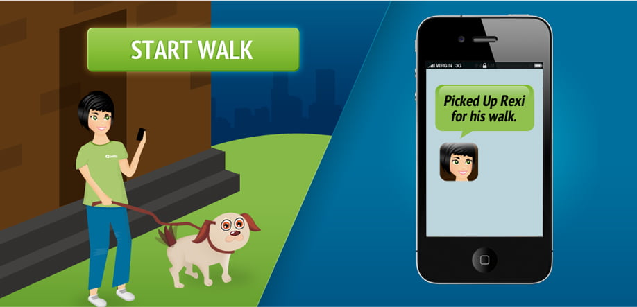 swifto Swifto: The High Tech Dog Walking Service Thats Taking Manhattan By Storm