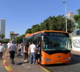 Environment News: Tel Aviv Is Home To Israel's First Electric Bus