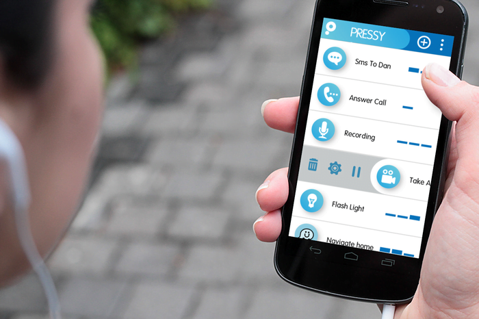 1 The Button To Rule Them All : Pressy Raises 10X Its Goal In Six Days On Kickstarter