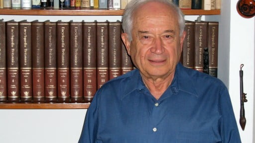 People: Professor Raphael Mechoulam, The Father Of Marijuana Research, Talks To NoCamels About His Studies And Breaking The Law In The Name Of Science