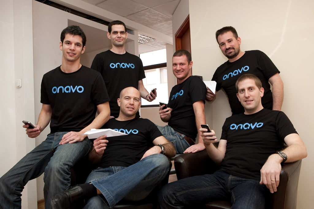 Onavo Team HiRes Analyze This: Facebook Acquires Mobile Analytics Startup Onavo For Up To $200M