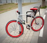 Environment News - Foldylock: The Cool Bike Lock That Tripled Its Kickstarter Goal