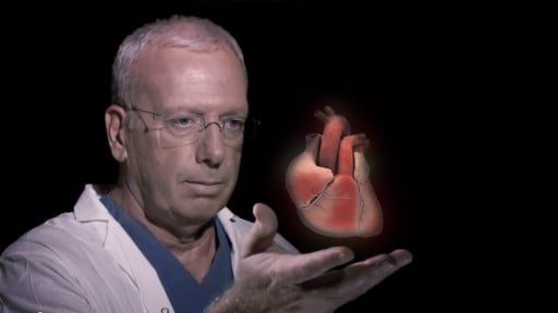 Health News: Israeli Tech Puts 3D Holographic Heart In The Doctor's Hand To Save Lives