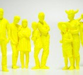 Technology News: London Museum Exhibit Features 3D-Printed Statues Of Visitors