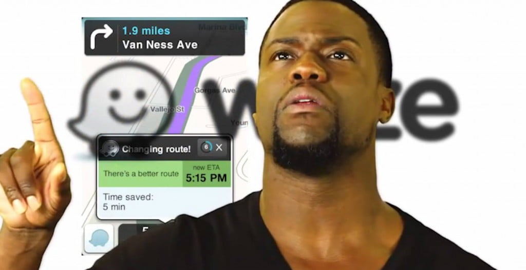 Technology News: Waze Replaces Boring Navigation Voice With Hollywood Celebrities