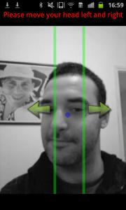 ben Dov usando gergelim permitir 180x300 Startup israelense permite o controle de toque livre de dispositivos inteligentes para Deficientes