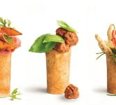 Technology News: Israeli Pastry-Chef/Entrepreneur Reinvents The Pita To Make It Drip-Free